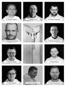 Confessors in English